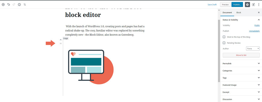 From WordPress 5.0 creating posts and pages has had a radical shake-up. Today I'll show you how to use the WordPress Block Editor to create a new blog post.